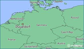 map-of-dusseldorf